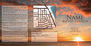 Baptist Tract Sample