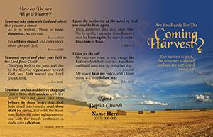 Harvest Baptist Tract