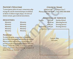 Sunflower Baptist Tract