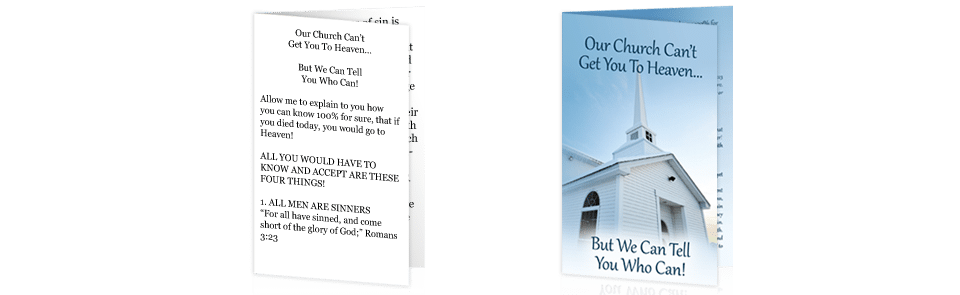 Why use Calvary Publishing for printing Baptist tracts?